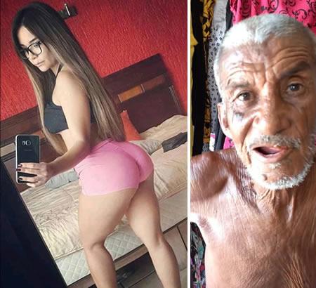 Girl old sex old man gma.cellairis.com